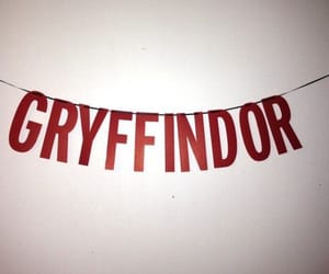 aesthetic, gryffindor, and jk rowling image
