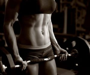 fitness, girls, and motivation image