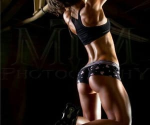 fitness, pictures, and girls image
