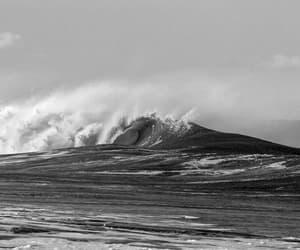 agua, mar, and olas image