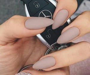beautiful, nails, and car image