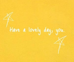 quotes and yellow image