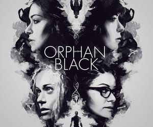 orphan black and serie image