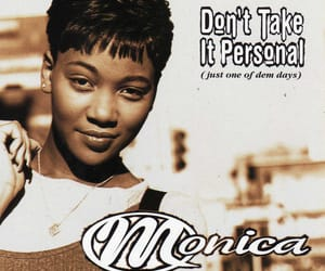 90s, music, and monica image