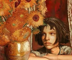 mathilda and leon:the professional image