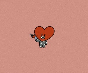header, tata, and bt21 image