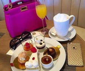 coffee, iphone, and luxury image