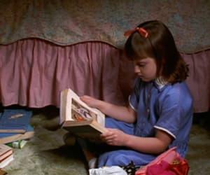 matilda, book, and 90s image