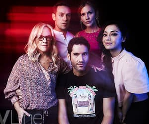 movie, tom ellis, and lucifer morningstar image