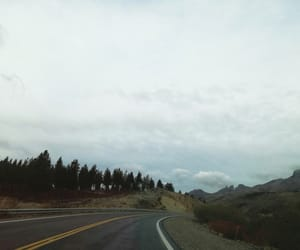 argentina, nature, and road image