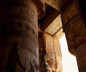 egypt and Temple image