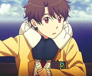 kaizuka, inaho, and gif image