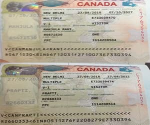 tourist visa for canada, visitor visa for canada, and canada multiple visitor image