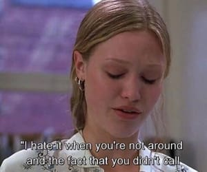 10 things i hate about you, 90s, and movie image