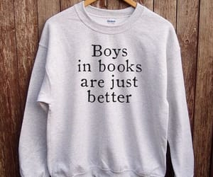 book and clothes image