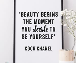 beauty, chanel, and confidence image