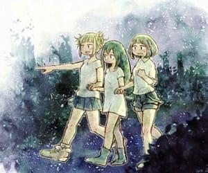 toga, himiko, and boku no hero academia image