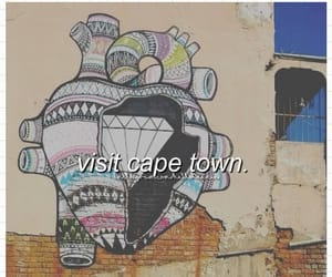 my bucket list and cape city image