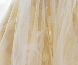 Couture, pale yellow, and princess image