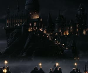 harry potter, hogwarts, and gif image