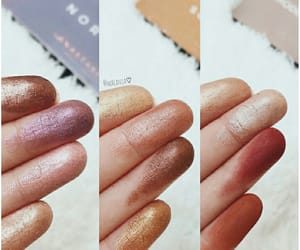 aesthetic, soft, and swatches image