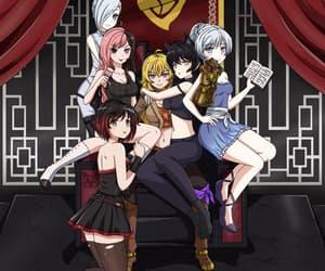 anime girl, anime kawaii, and nekos image