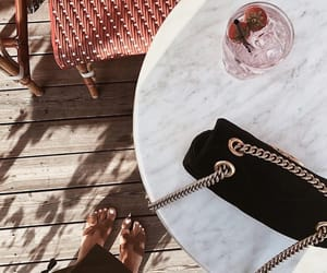 drinks and gucci image