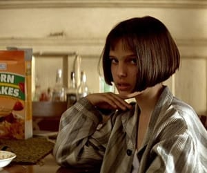 natalie portman, mathilda, and leon the professional image