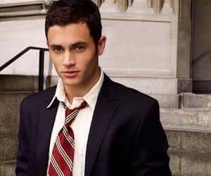 gossip girl, dan, and Penn Badgley image