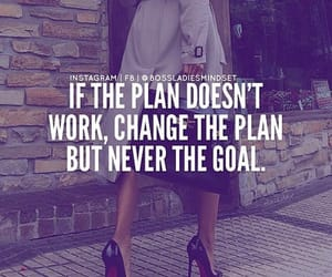 goals, motivation, and quotes image