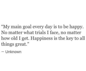 confidence, goal, and happiness image