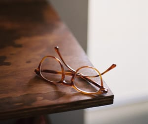 glasses, light, and spectacles image