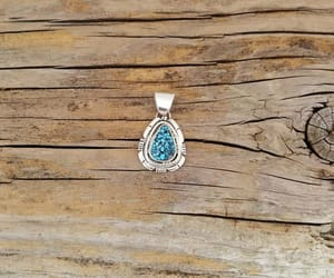 etsy, native american, and turquoise jewelry image
