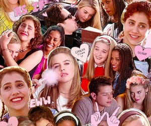 10 things i hate about you, Clueless, and mean girls image