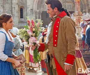beauty and the beast, bibliophile, and dan stevens image