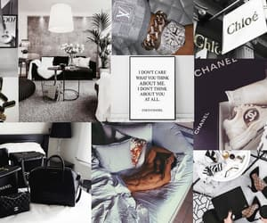 chanel, classy, and Collage image
