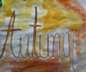 autumn, Halloween, and university image
