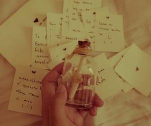 carta, love, and presente image