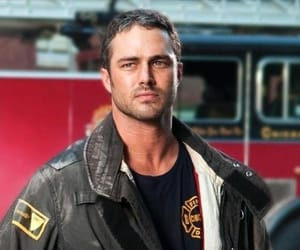 chicago fire, eyecandy, and lieutenant severide image