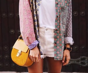 bag, bags, and fashion image