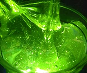 green, neon, and slime image