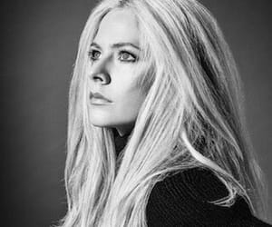 Avril Lavigne, black, and new image