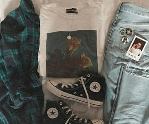 comfortable, converse, and fashion image