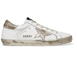 fashion, sneakers, and golden goose image
