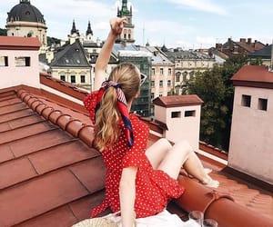 lviv, roof, and ukraine image