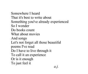 deep, life, and poem image