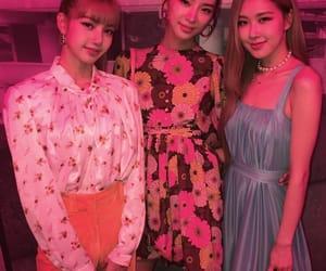 lisa, jennie, and rose image