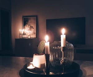 candles, design, and interior image