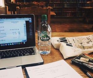 study, studyblr, and coffee image