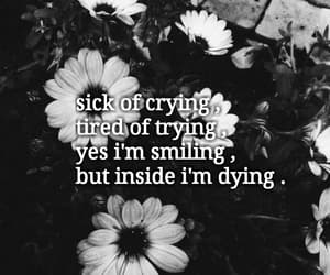 cry, depression, and fake image